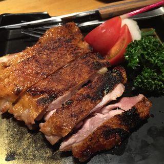 もも肉の塩焼き(新宿 今井屋本店 )