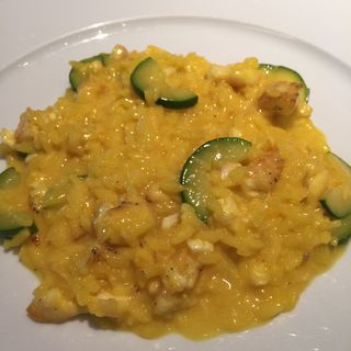 Risotto (フィフティワンクラブ オールデイダイニングバー (fifty-one All-day dinin&bar))