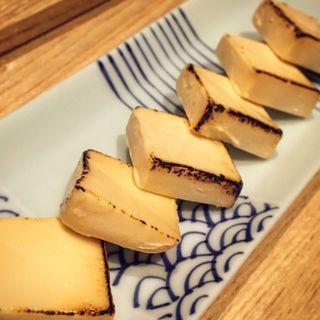 クリームチーズの西京味噌漬け(松玄 恵比寿店 (まつげん))