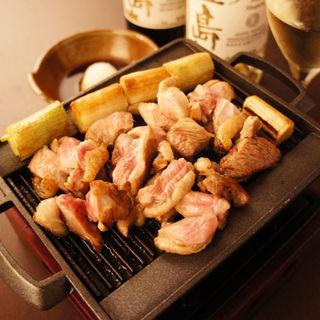 五島地鶏しまさざなみ鉄板焼き(バラモン食堂 )