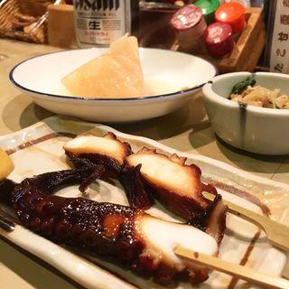 タコの甘露煮(たこ梅 東店 (たこうめ))
