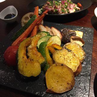 産直野菜グリル盛り(89BAL)