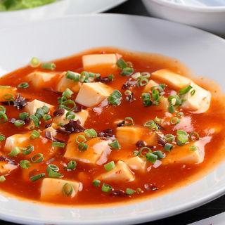 麻婆豆腐(アジアンダイニング 怡心 (イシン))