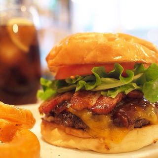 期間限定)WESTERN BBQ BURGER(Craft Burger co. 北堀江店)