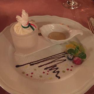 Cheese Cake(ピッツェリア・サバティーニ 青山 )