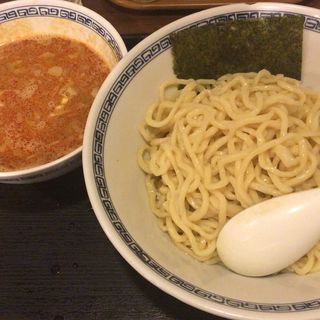辛いつけ麺(つけめん処 けんみん )