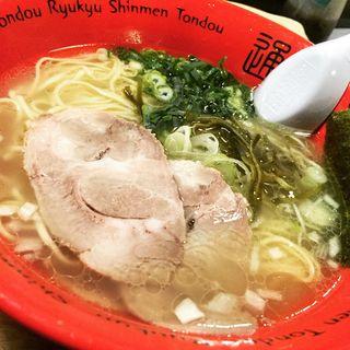 おんな味(琉球新麺 通堂 小禄本店)
