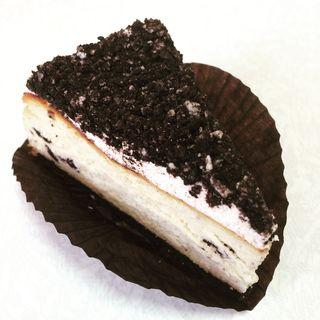 ココアクッキーレアチーズケーキ(ガトーフレーズ山形南原店)