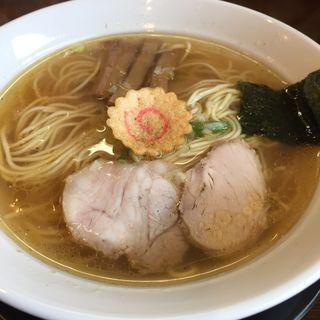中華そば(客野製麺所 (きゃくのせいめんじょ))