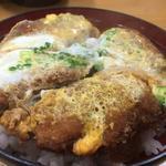 ヒレカツ丼(とんかつ亭ひさやま )