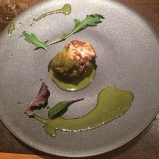 白子のソテー(イタリア料理 柏木 )