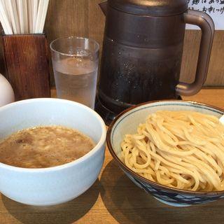 煮干しつけ麺 大(鼈 (スッポン))