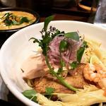 オマール海老のどろつけ麺
