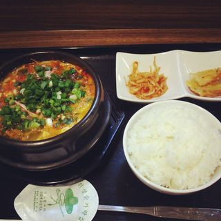 純豆腐チゲ(韓味家)