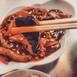 肉野菜炒めライス(兆楽 (チョウラク))