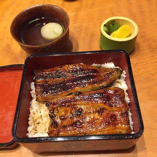 三河一色産 鰻重(玉寿司 )