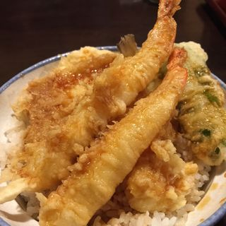 天丼(はちまき )