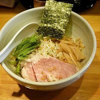 しおつけ麺(○心厨房 (まごごろちゅうぼう))