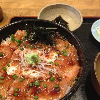 金目鯛漬け丼(久六 )