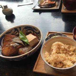 銀ムツの煮付け(酢重ダイニング 六角 東京ミッドタウン店 (ロッカク))