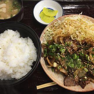 焼肉定食(だるま )