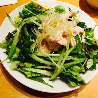 塩チョレギサラダ(コリアンダイニング李朝園 日本橋店 )