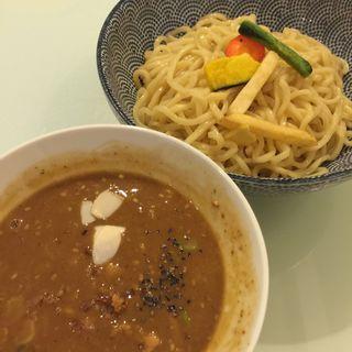鷄白湯カレーつけ麺(麺屋 轍 (わだち))