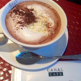 ホットチョコレート(カナルカフェ (CANAL CAFE))