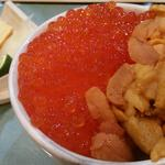 ウニ・イクラ・海鮮丼