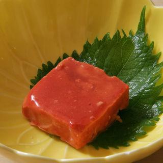 カニ味噌豆腐(阿蘇 日本料理 (日本 阿蘇))