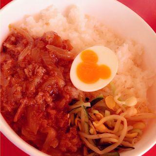 焼肉ナムルボウル(プラザ・レストラン )