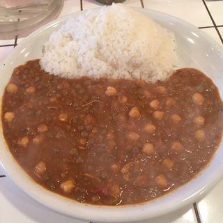 ビーンズカレー(Curry House チリチリ )