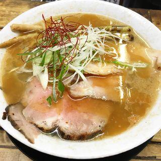 蟹塩ラーメン(麺屋 裕 )