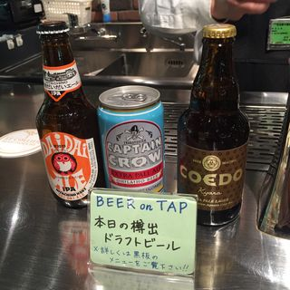 BEER on TAP(ルコリエ 丸の内 (LE COLLIER))