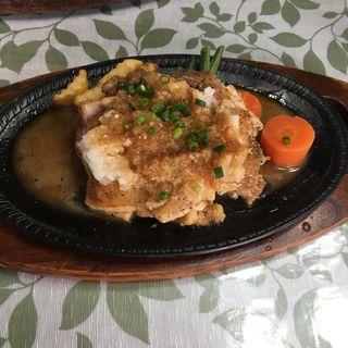 おろしチキンソテー(レストラン野口 )