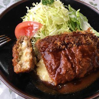 チーズメンチ(レストラン野口 )