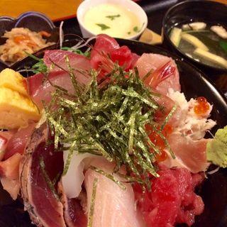 海鮮丼並(一歩 )