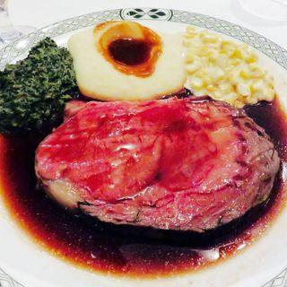 ディナー(ロウリーズ・ザ・プライムリブ 大阪 (Lawry's The Prime Rib,Osaka))