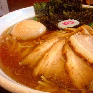 特製煮干中華そば(甍 (イラカ))