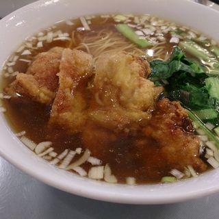 パイコー麺(萬来亭)