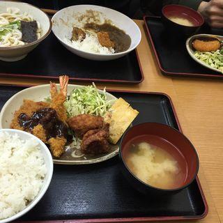 A定食(もとや 南店 )