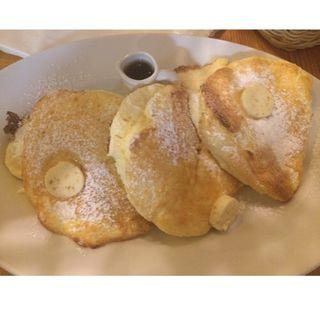 リコッタチーズパンケーキ(ライトカフェ 栄店 (Light Cafe))