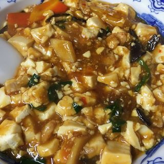 麻婆豆腐(来々軒)