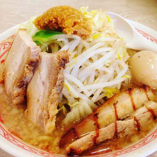 特製まぜ麺(景勝軒高崎総本店 )