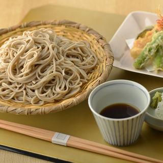 天麩羅蕎麦(しち十二候 丸の内一丁目店 )