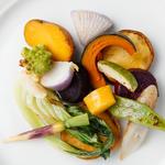 温野菜のグリル