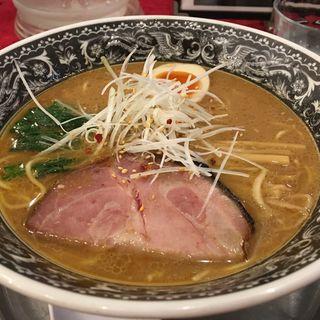 味噌ラーメン(麺処 中村屋)
