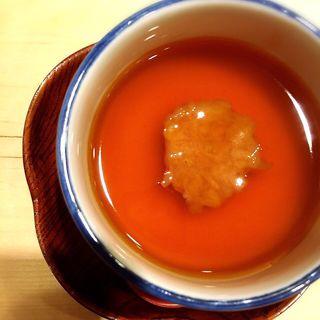 茶碗蒸し(まつ勘 麻布十番店 (まつかん))