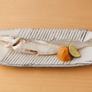 鮮魚の干物(銀座ありそ)