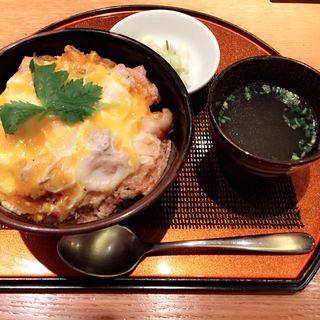 親子丼(新橋 鶏繁 どんぶり子)